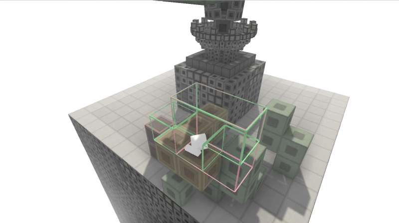 Tetris of the Colossus