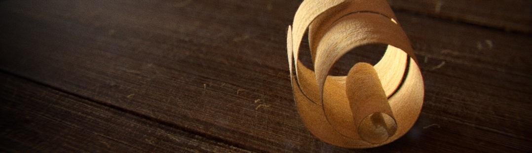 Wood shaving